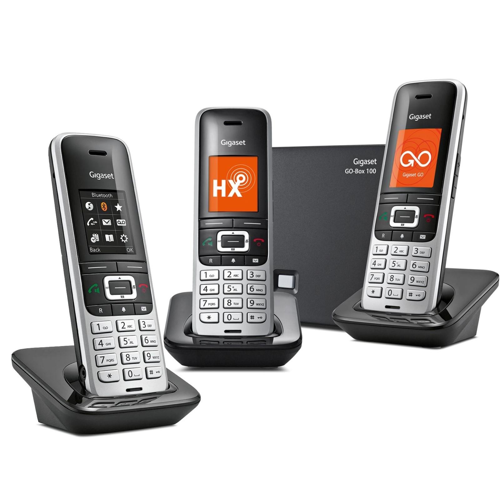Téléphones sans fil Trio