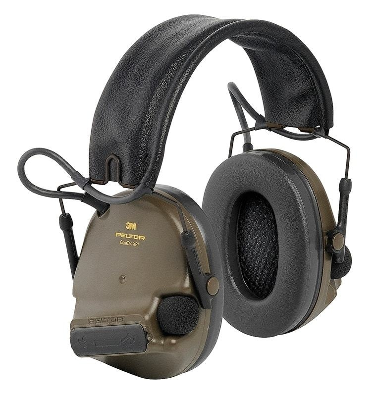 Casques 3M Peltor communicants