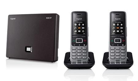 Téléphone sans fil Duo