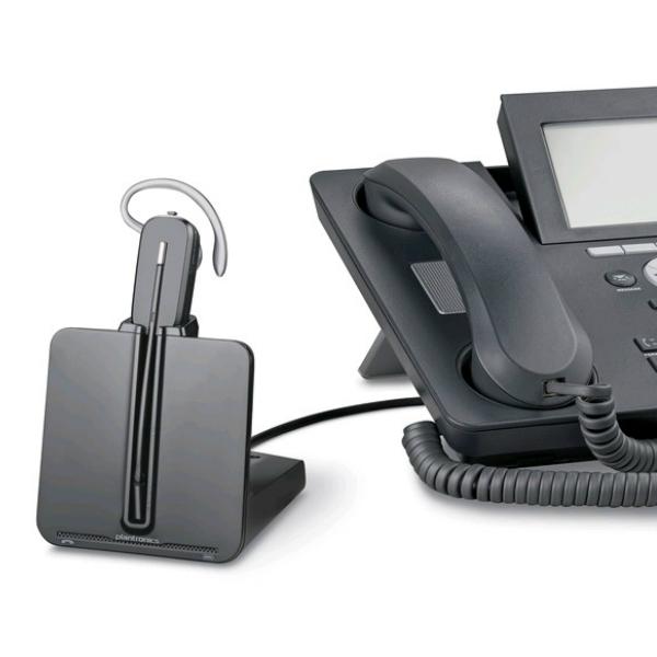 Headset vaste telefonie
