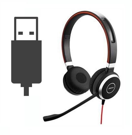 Casque USB