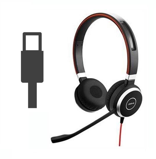 Casque USB-C