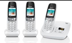Téléphone sans fil Trio