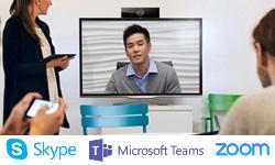 Meetings en videoconferenties