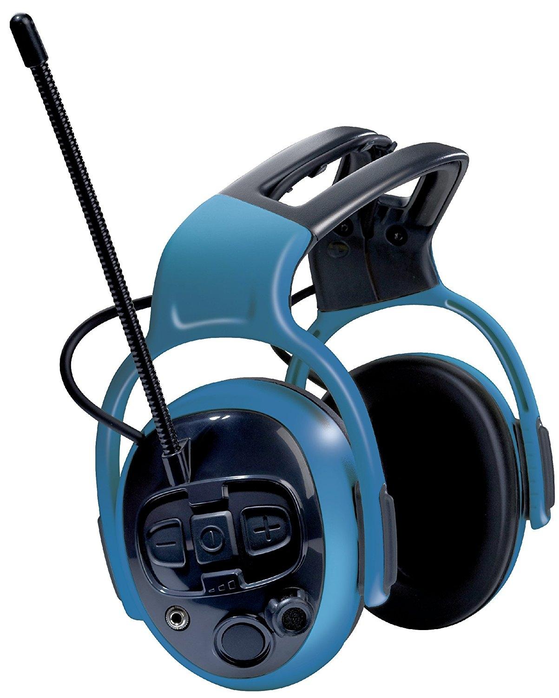 MSA left/RIGHT™ Dual Pro bleu