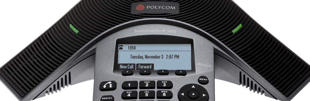 polycom 5000