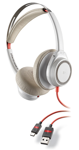 Casque Blackwire blanc