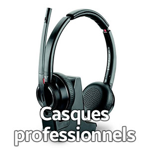 casques audio professionnels