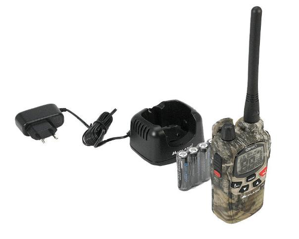 Midland G9 pro Camouflage pack