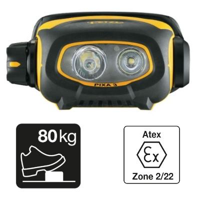 Lampe ATEX Petzl Pxa 3