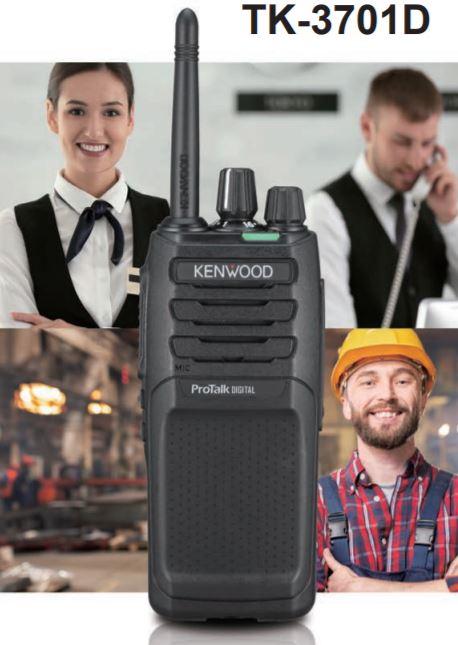 talkie walkie en main pro-talk tk 3401D